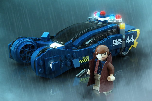 Beautiful Blade Runner Spinner   The Brothers Brick   The Brothers ...