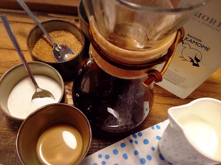 かもめ食堂コーヒー