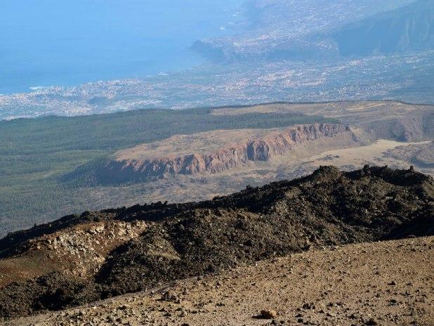 Sendero La Fortaleza Tenerife