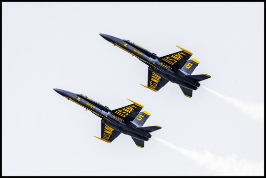 Blue Angels - San Francisco - 2015