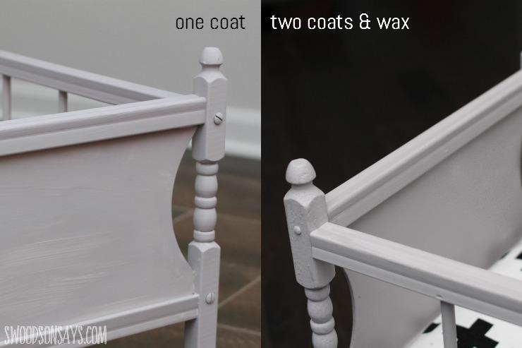 one coat vs two