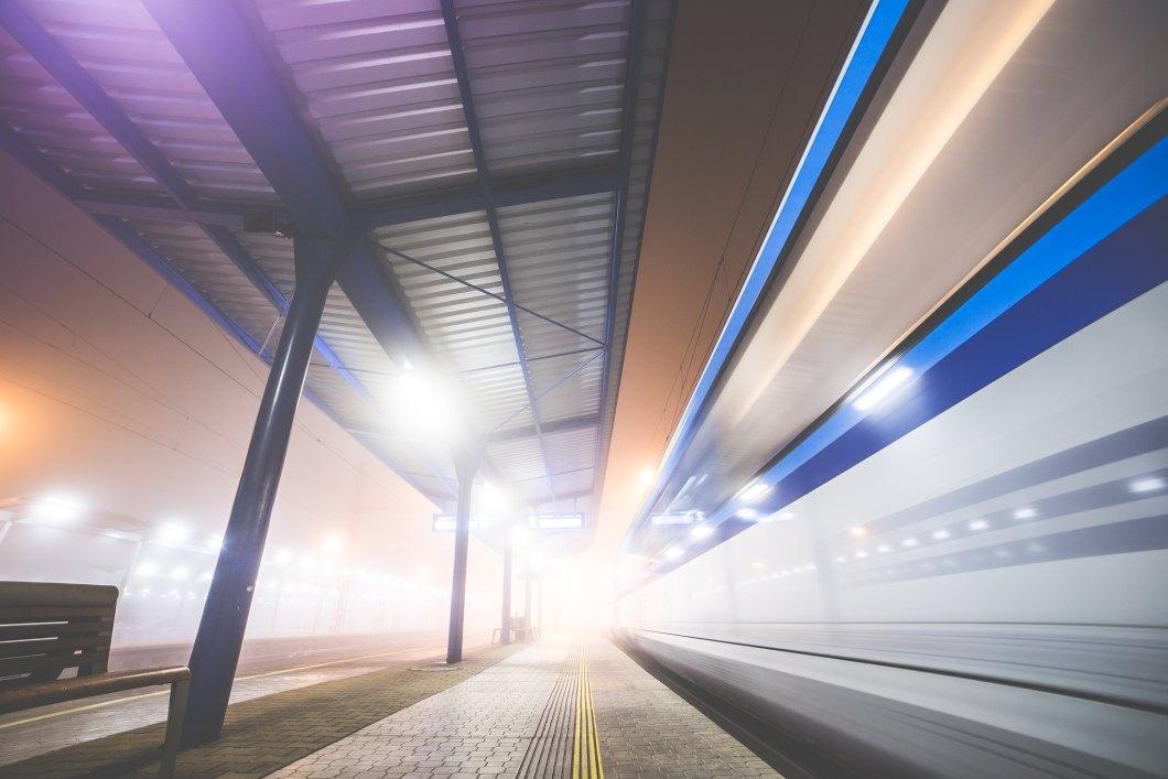 Imagen gratis del metro