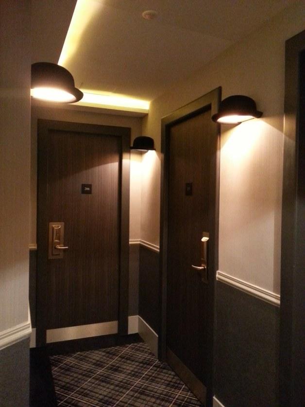 Hotel Edouard 7, Paris.