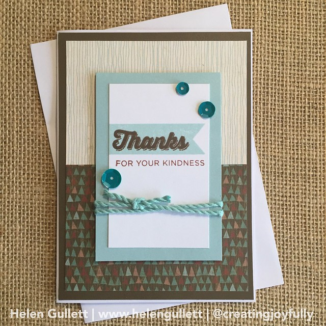 Jackson Cards - Thanks for you kindness