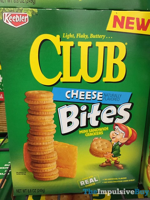 Keebler Club Cheese Bites