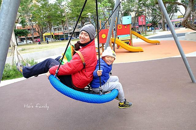 [新竹親子景點]主題特色兒童公園創意遊具免費玩! | 小搗蛋YoYo