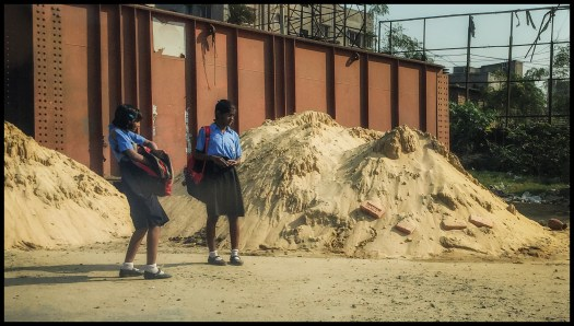 School Girls - Kolkata - 2015