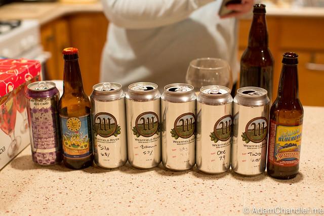Beer Tasting 1-21-2017