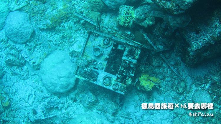 37帛琉戰機儀器