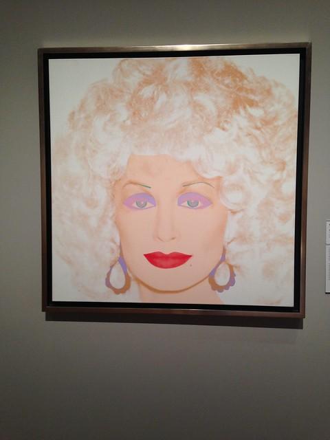 Andy Warhol: Dolly Parton