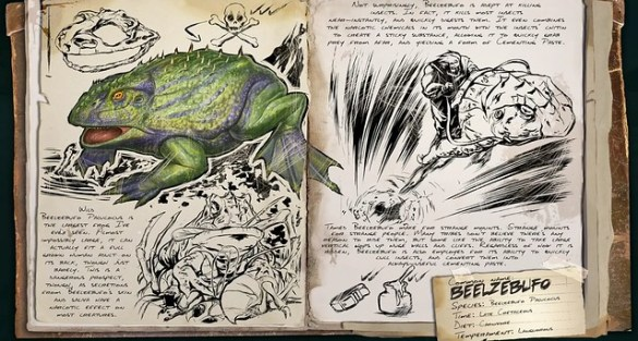 ARK: Survival Evolved - Beelzebufo