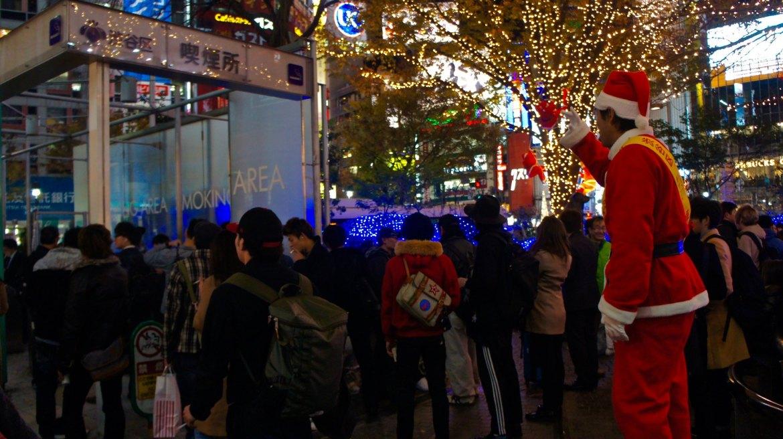 Hachiko Christmas