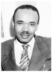 DC rights leader Gardner Bishop: 1950 ca.