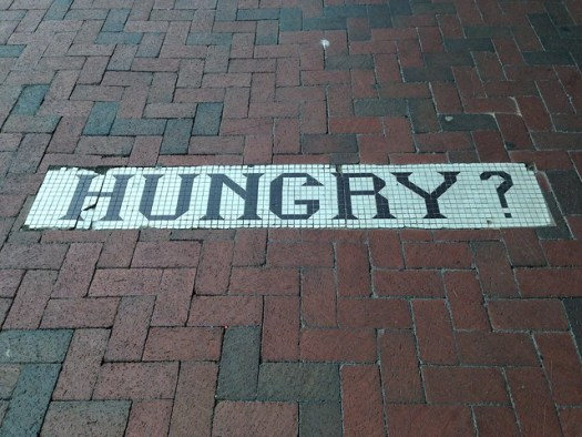 Hungry Street Tiles, Pensacola FL