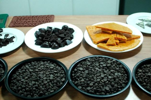Chocolate and Honeycomb