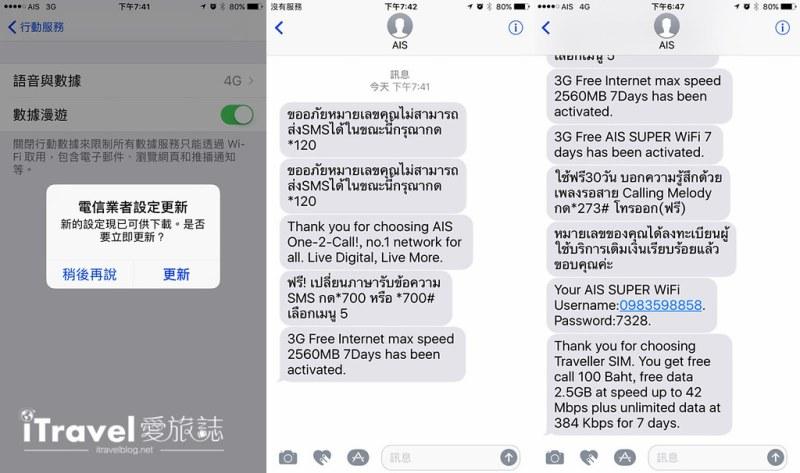 《泰国自由行》预付卡自动贩卖机:300元拥有14日无线上网