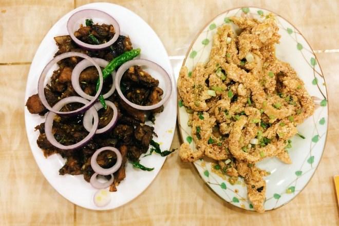 Dinner im Al Shamaliah
