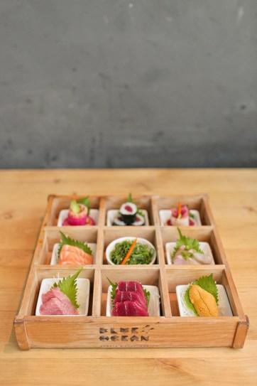 Omakase Box Blue Ocean Carlsbad Sushi.