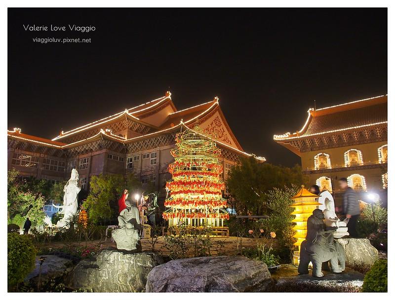 佛光山煙火,元宵節燈會,高雄景點 @薇樂莉 Love Viaggio | 旅行.生活.攝影