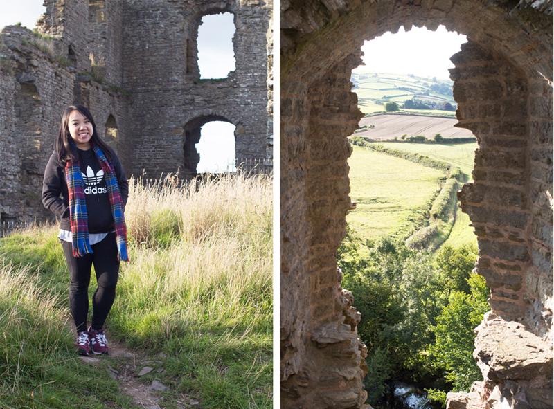4 clun castle view winnie window ledges