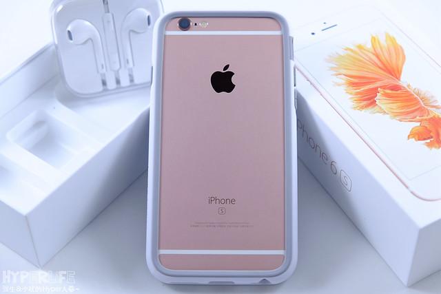【iPhone 6S開箱】 – 玫瑰金Rose Gold,愛你所買! – 強生與小吠的Hyper人蔘~
