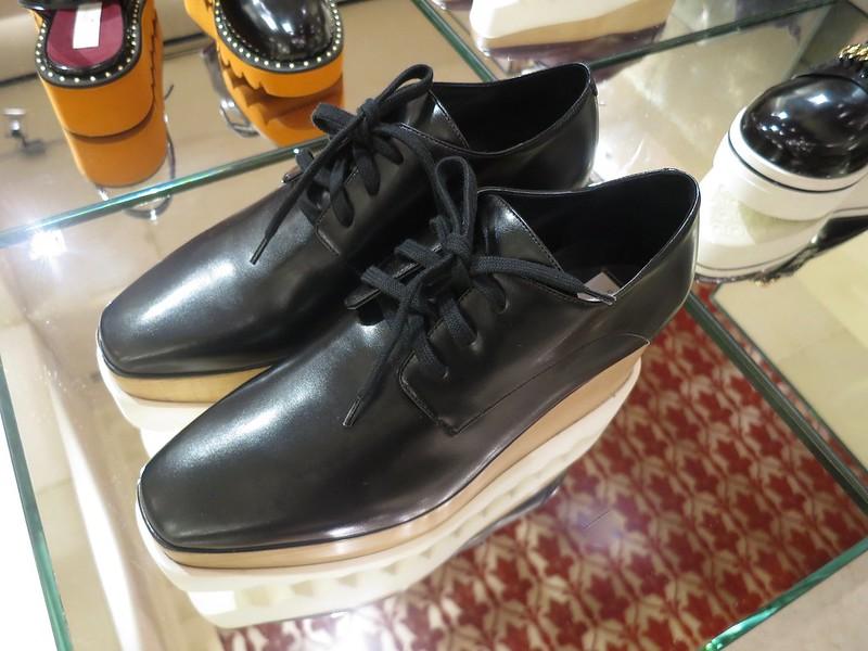 Stella McCartney Britt platform shoes
