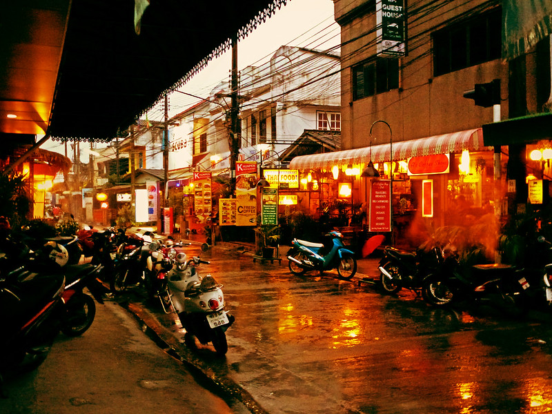 3 - Carnet de Thaïlande - 17 - Baan Thongsala