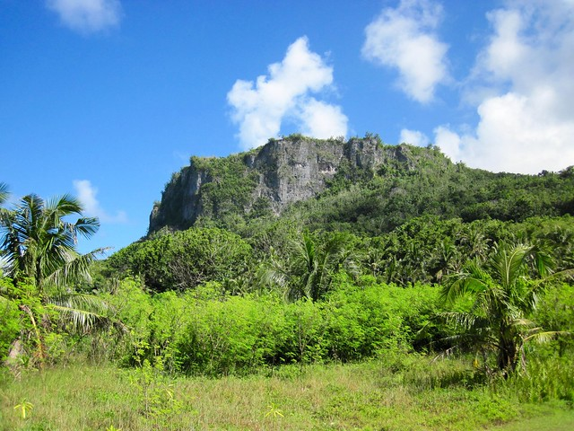 Picture from Ritidian Point, Guam
