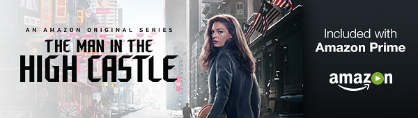 Amazon Prime - The Man in the High Castle