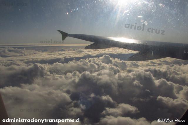 Vuelo Sky116
