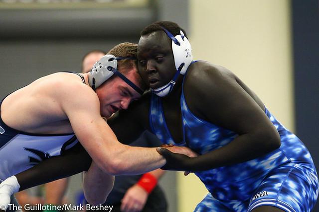 285 - Goy Tut (Owatonna) over Jarrett Haglund (Zumbrota-Mazeppa) Dec 3-1