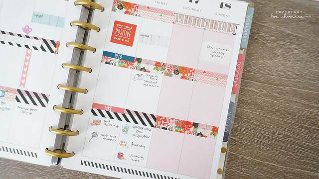 Weekly Plan With Me