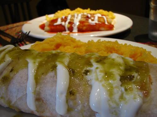 Burrito & Enchiladas