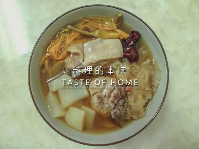 【白木耳食譜】家人好愛!白木耳甜湯+白木耳雞湯料理~ @ 布拉妮妮問吧♥BuLaNiNi :: 痞客邦