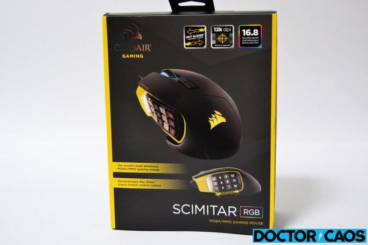 Corsair Scimitar RGB Gaming 12000 DPI (1)