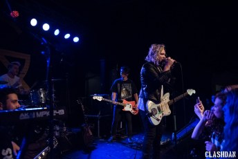 The Griswolds @ Cats Cradle Back Room in Carrboro NC on February 20th 2017