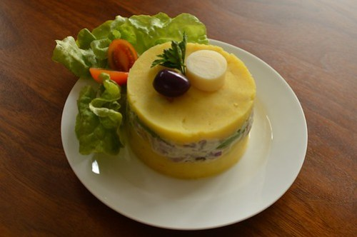 Vegan causa