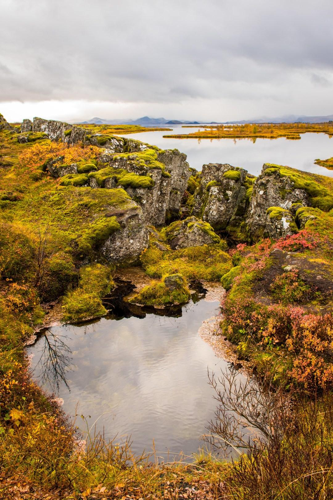 Thingvellir (Þingvellir) National Park, Iceland