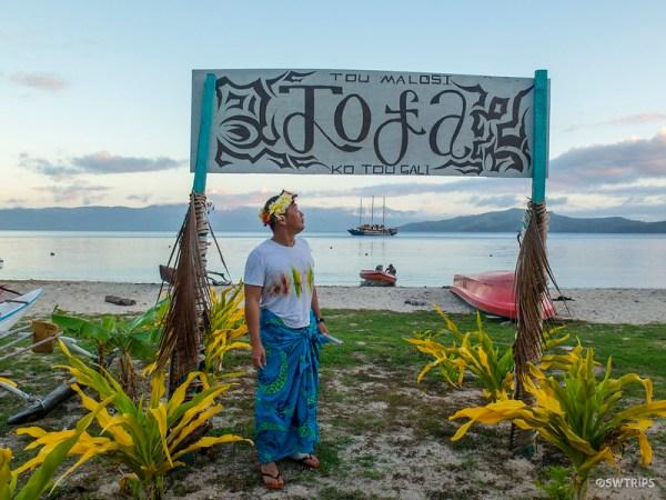 Kioia Island, Fiji