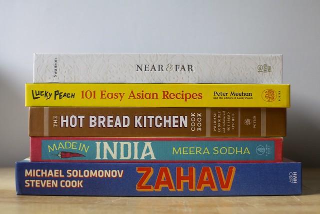 beloved new cookbooks