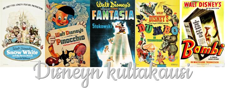 Disneyn kultakausi - Disnerd dreams