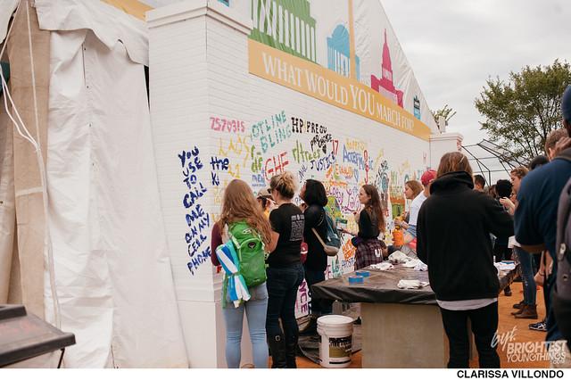 Crowd at Landmark Festival 2015