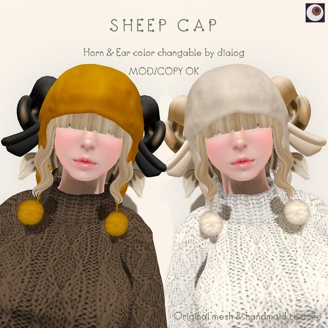 *NAMINOKE*Sheeps Cap