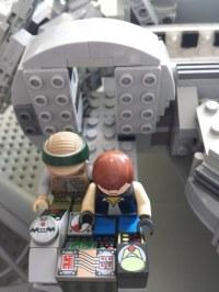 [MOC] The Millennium Falcon - LEGO Star Wars - Eurobricks ...