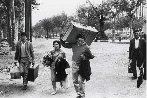 15i18 X Miserachs Estació de França Barcelona 1962