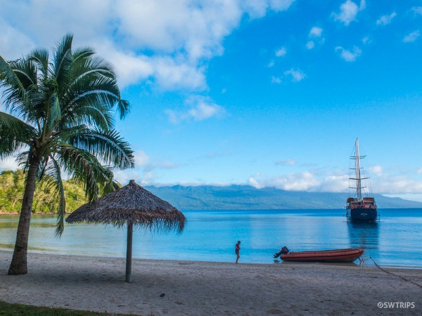 Taveuni Bay, Fiji