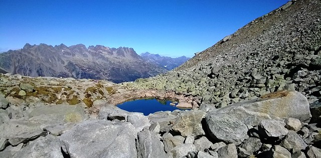 Lac de Bleu French Apls