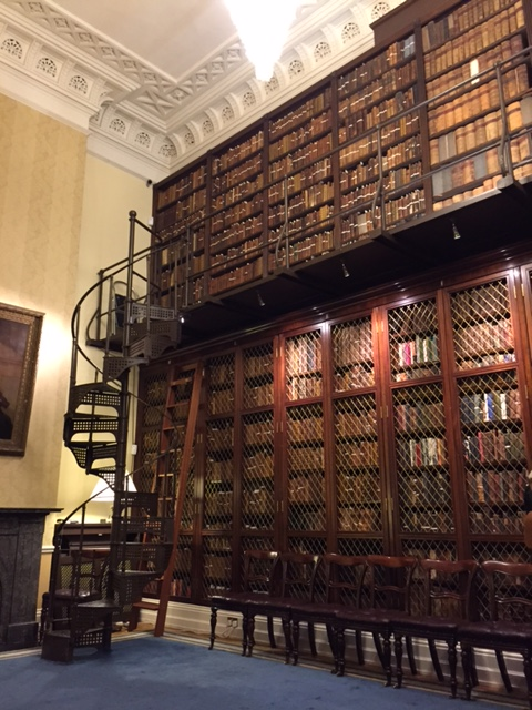 Dublin Royal College of Physicians, reading room