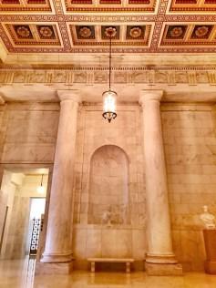 Great Hall niche