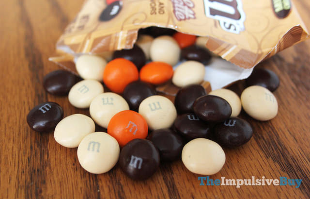 Pumpkin Spice Latte Milk Chocolate M&M's 2